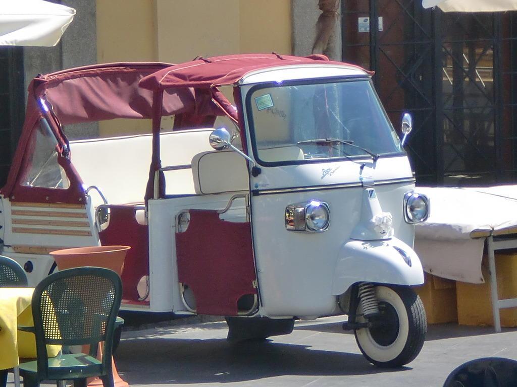 Piaggio 3 rad auto 2021 Piaggio