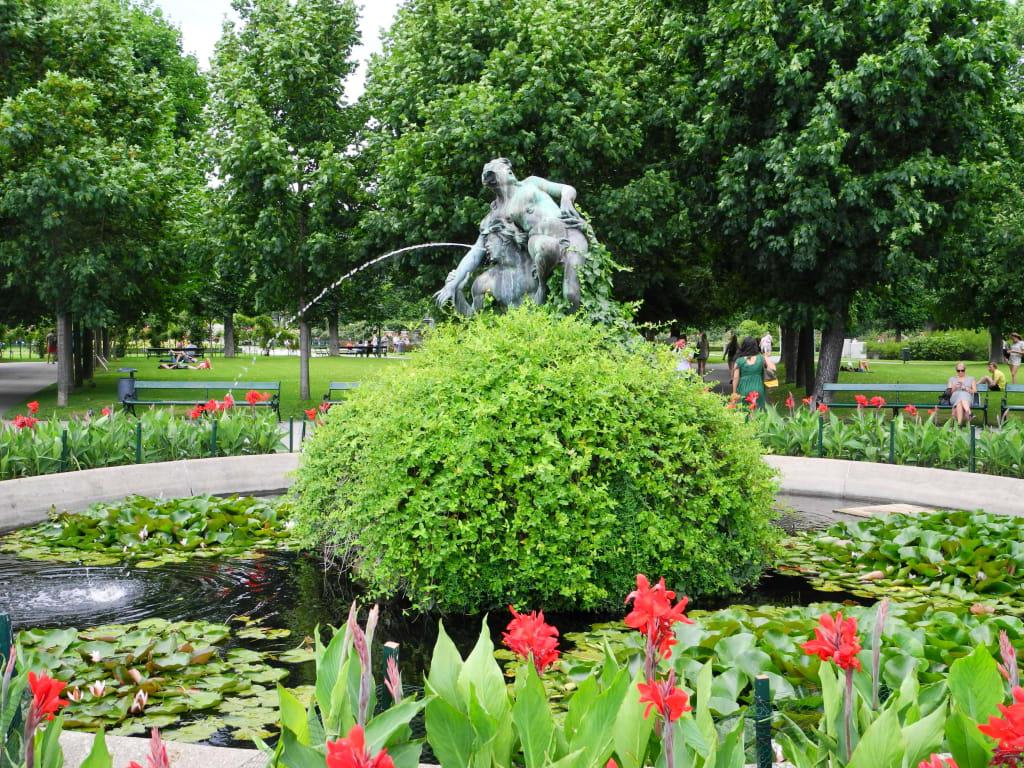Bild Renaissance Fontaine Zu Volksgarten Wien In Wien