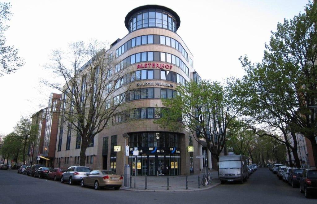 Hotel Scandic Berlin Kurfurstendamm Bewertung