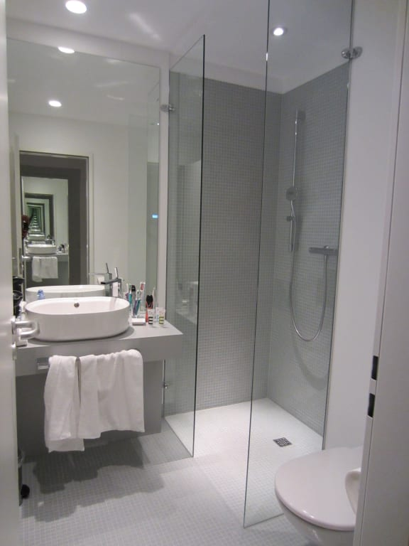bad dusche | huboonline, Hause ideen