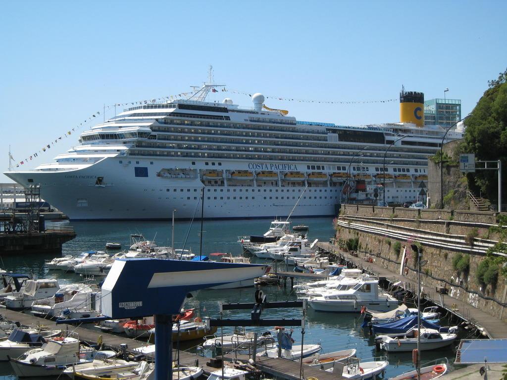 Größter Hafen Italiens