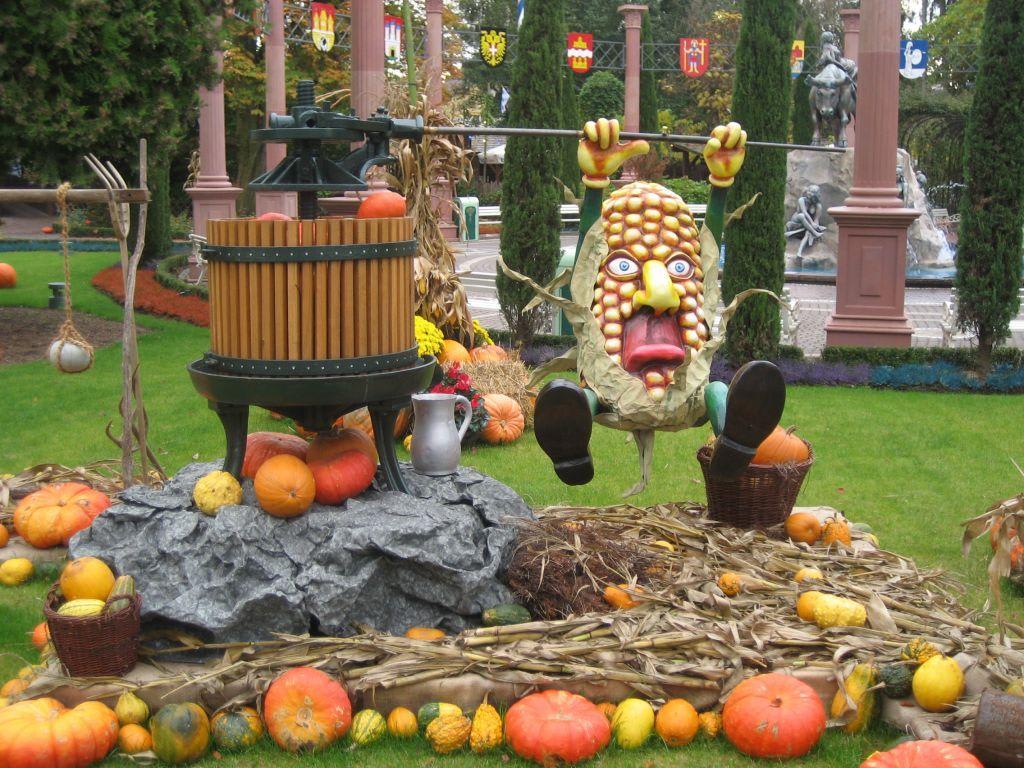Bild Halloween Im Europa Park Zu Europa Park In Rust