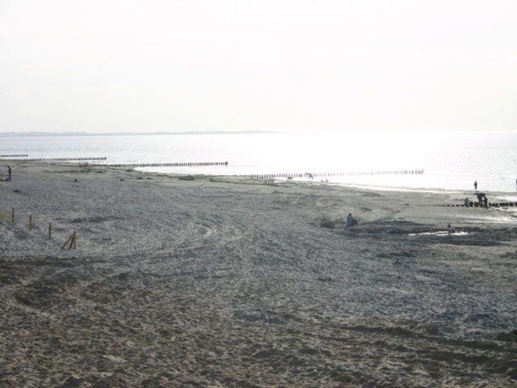 Bild Strand Am Schwarzen Busch Zu Insel Poel In Insel Poel