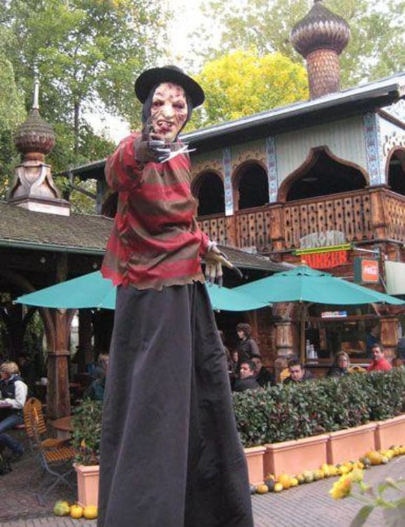 Bild Europa Park Zu Halloween Zu Europa Park In Rust