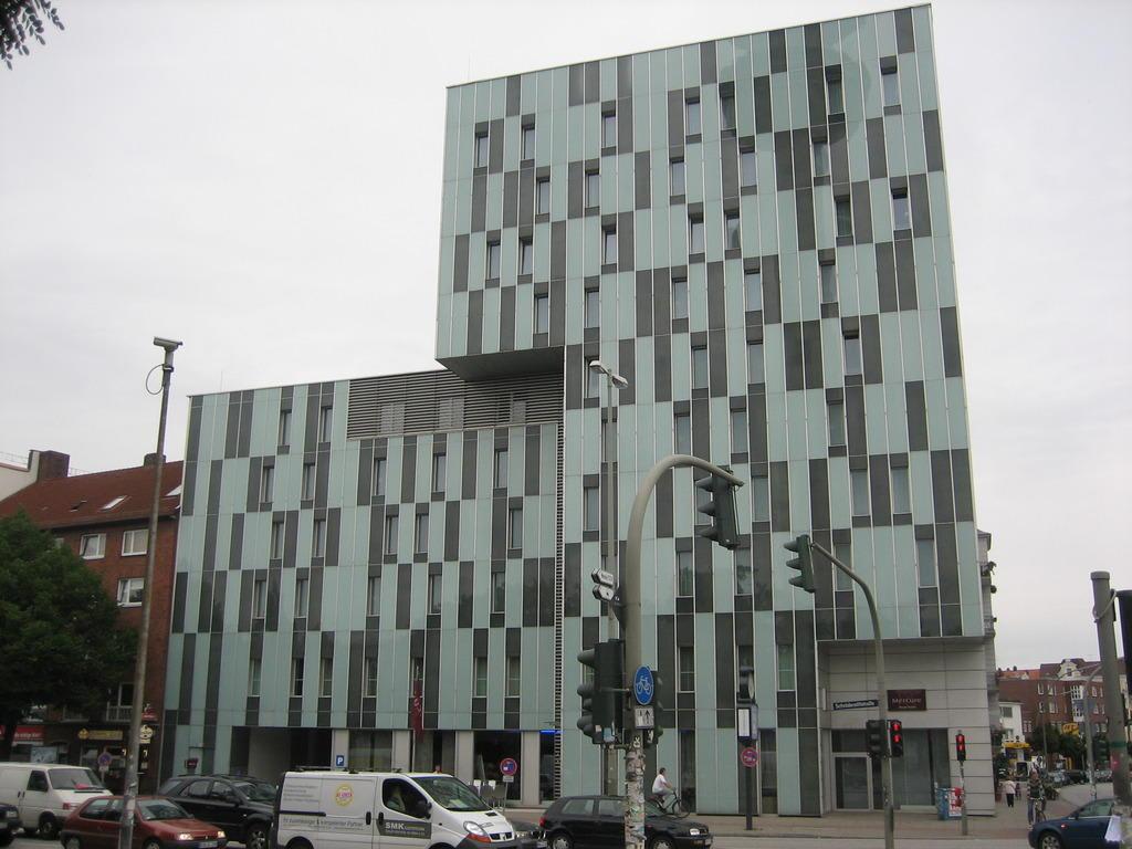 Mercure Hotel Hamburg Mitte Bewertung
