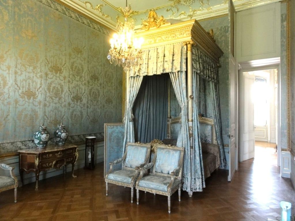 Schloss Schlafzimmer