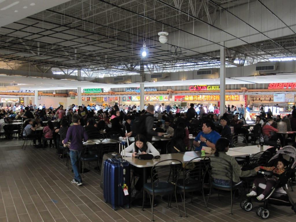 Bilder Jersey Gardens Mall Reisetipps