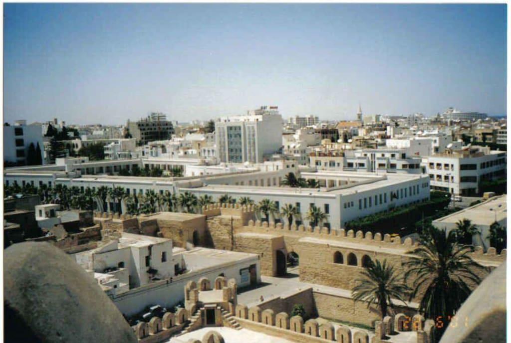 Medina Stadt