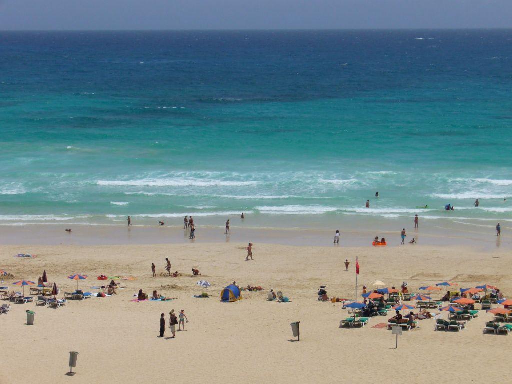 Bild zimmer ausblick zu hotel riu oliva beach village for Riu oliva beach village