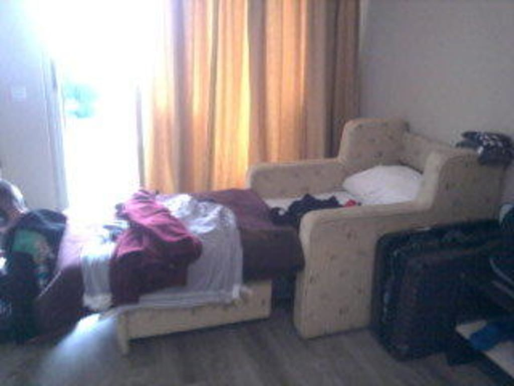 bild sessel bett zu side alegria hotel spa in side kumk y. Black Bedroom Furniture Sets. Home Design Ideas