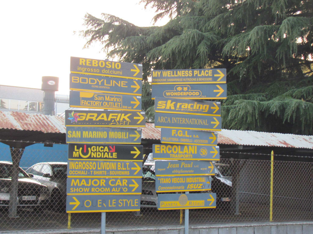 San Marino Outlet - Amazing Design Ideas - luxsee.us