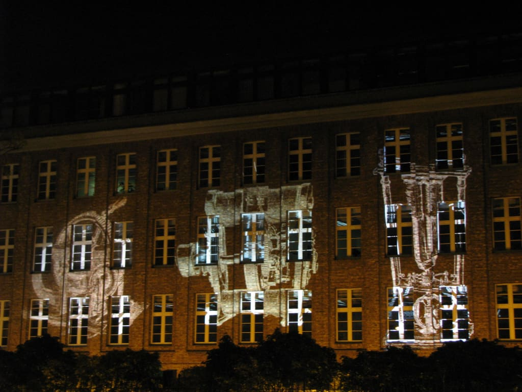 Siemens - Dynamowerk Bilder Sonstige Sehenswürdigkeit Festival of Lights