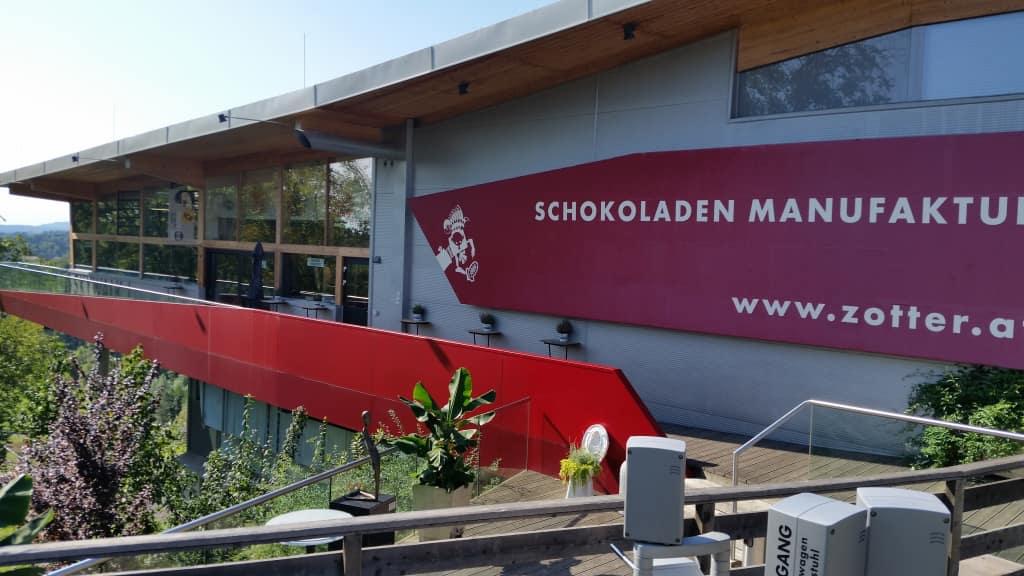 Bild Zotter Schokoladenmanufaktur Zu Zotter Schokoladentheater In