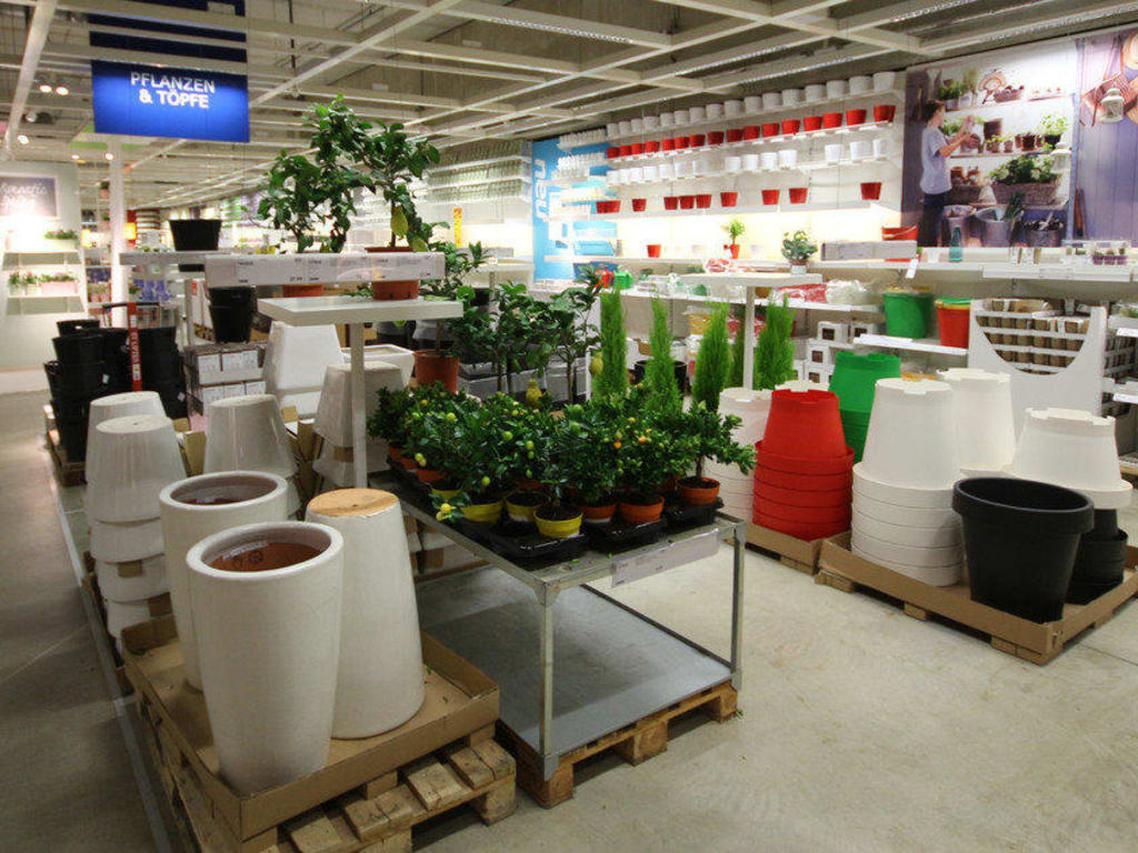 Ikea Isernhagen bild blumen abteilung zu ikea großburgwedel in großburgwedel