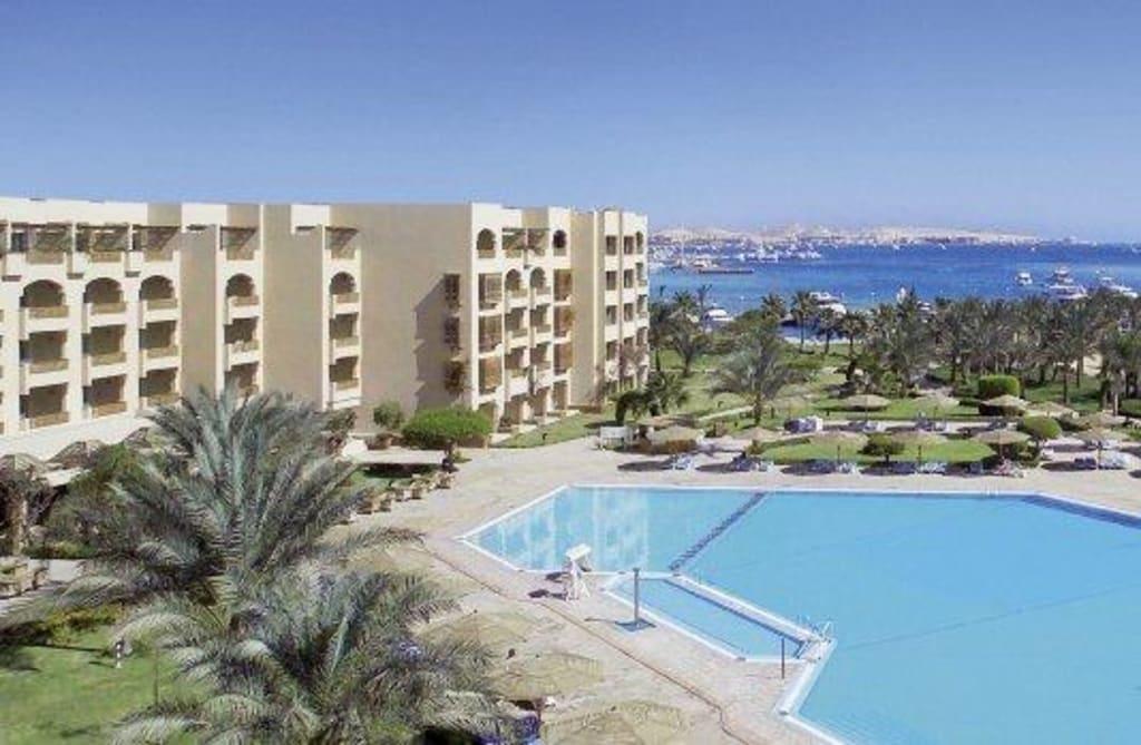 Hotelansicht Bilder Außenansicht Mövenpick Resort Hurghada