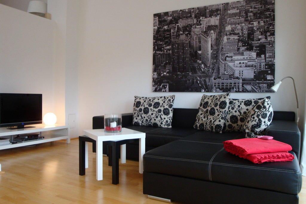Bild wohnzimmer zu lifestyle ferienhaus panorama lounge - Wohnzimmer lounge ...