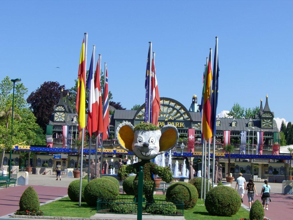 europapark mit übernachtung und eintritt