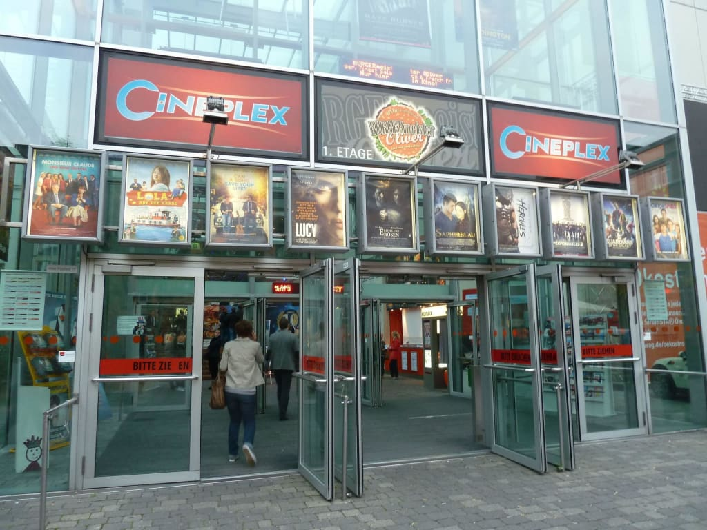 Seestraße Kino