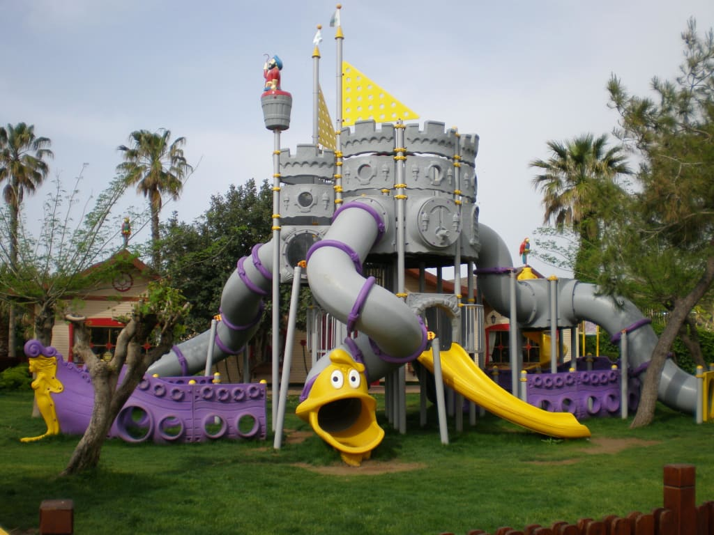 Spielplatz im Hotel Bilder Sport & Freizeit Limak Arcadia Golf & Sport Resort