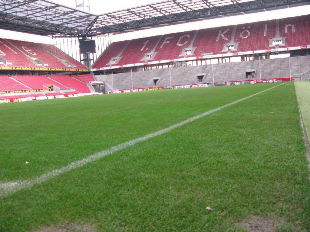 Toll 1.FC Köln Stadion Besuch