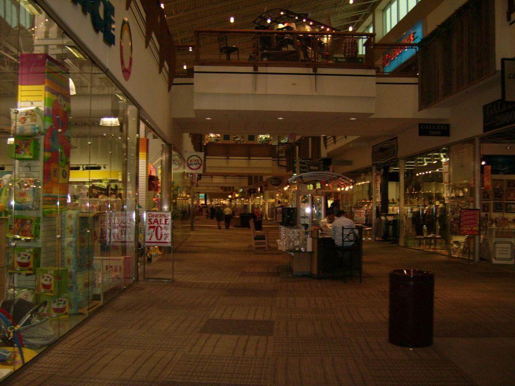 Garden: Jersey Garden Mall