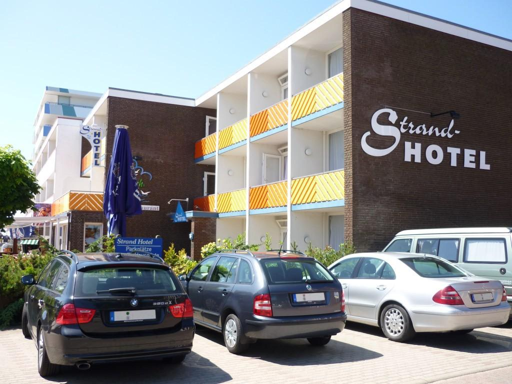 Strandhotel St Peter