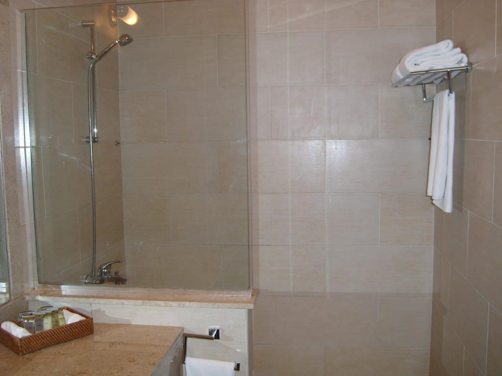 Wohnzimmerz Dusche Gemauert With Dusche Halb Gemauert Halbglas
