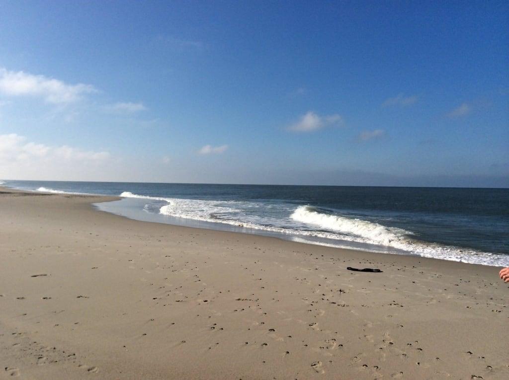 Bild Der Schonste Strand Der Welt Zu Strand Bjerregard In Bjerregard