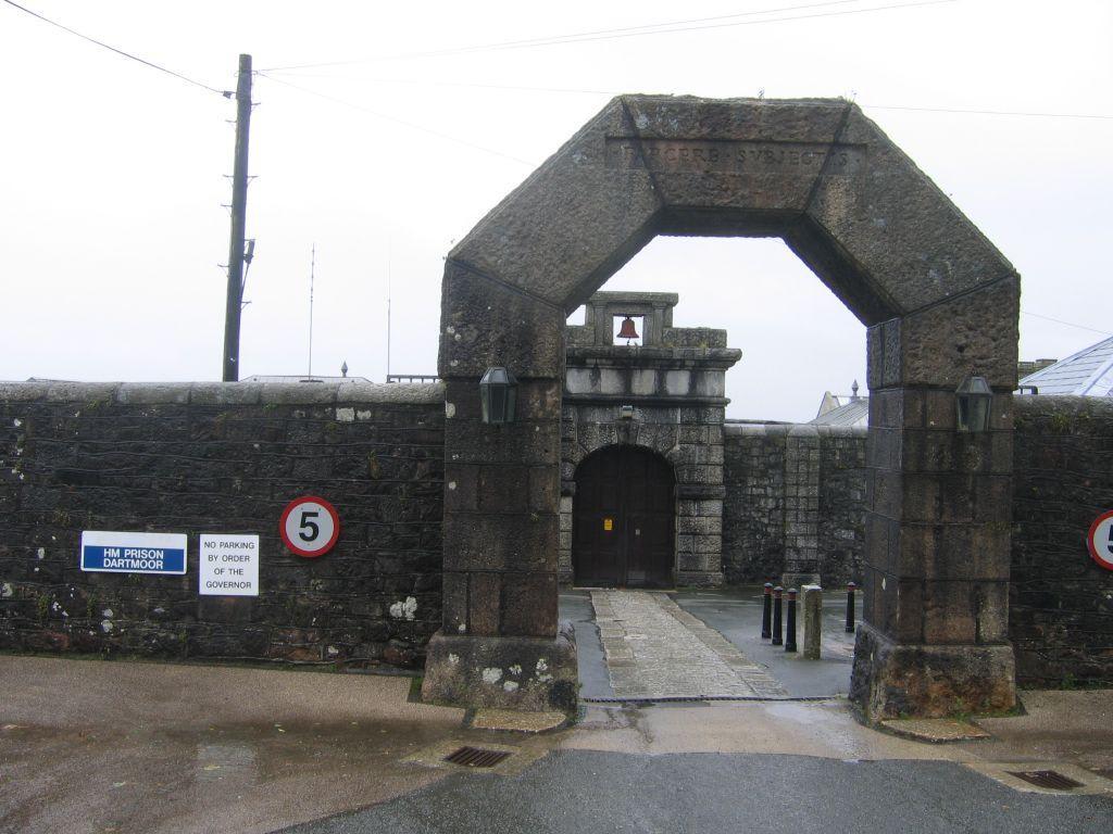 Dartmoor Gefängnis