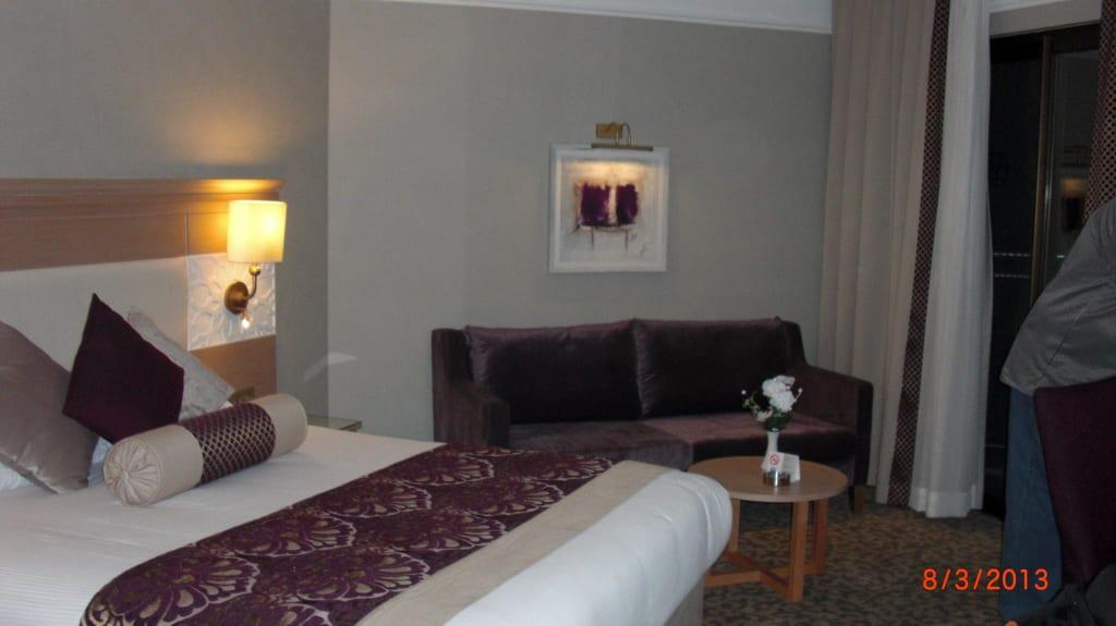 bild sehr sch ne zimmer u einrichtung zu villa side residence in side kumk y. Black Bedroom Furniture Sets. Home Design Ideas