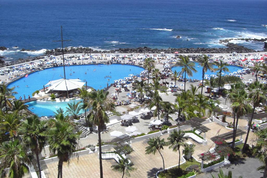 Bild badelandschaft caesar manrice zu - Hotel vallemar puerto de la cruz ...