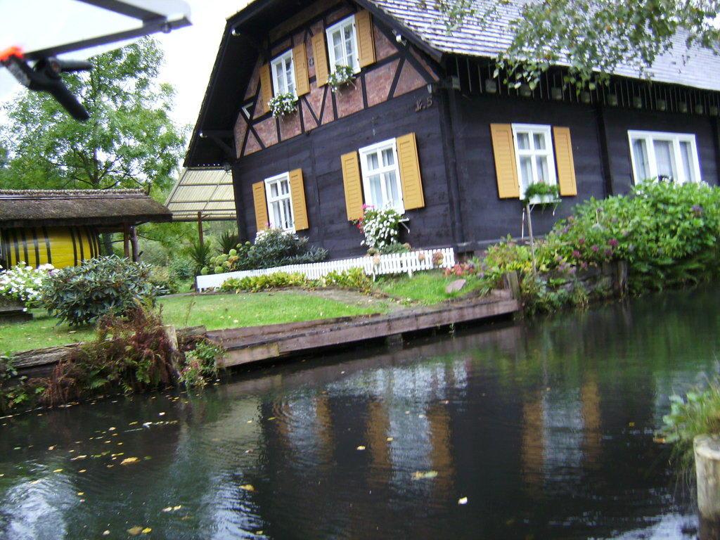 Alte Spreewaldhäuser Bilder Sonstige Gebäude Spreewald