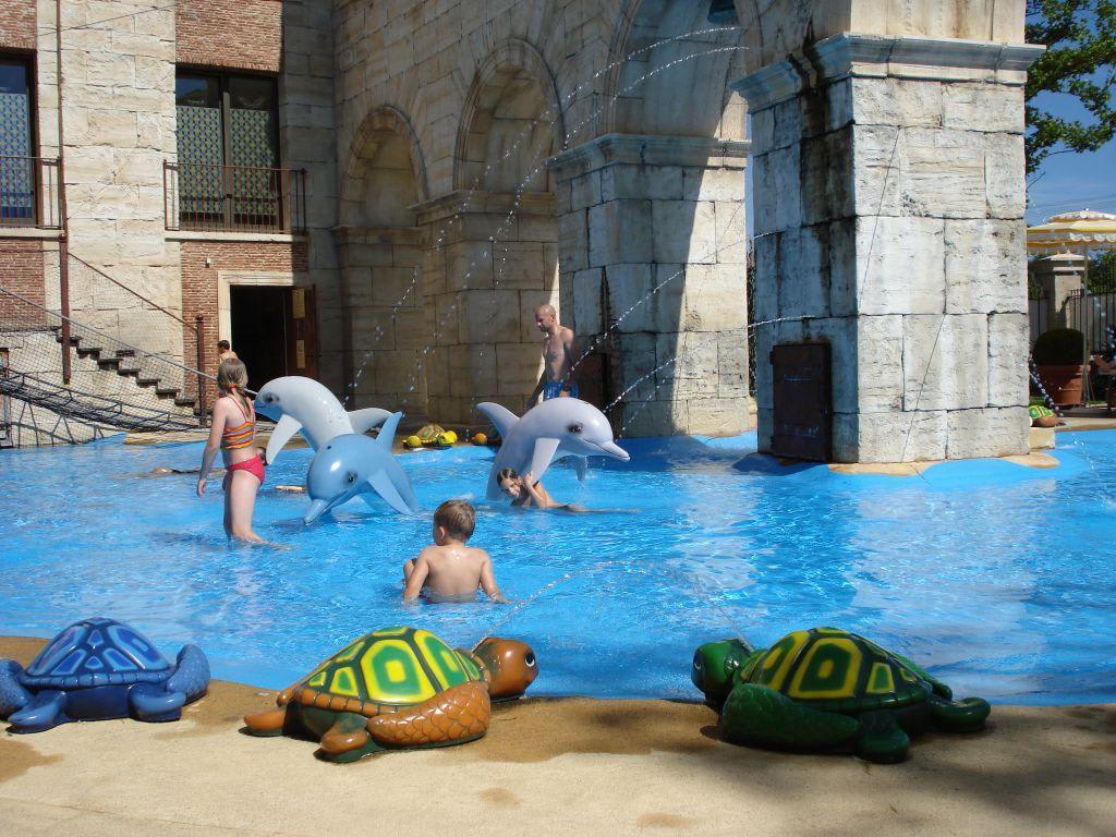 Bild kinderpool des hotel colosseo zu superior - Hotel colosseo europa park ...
