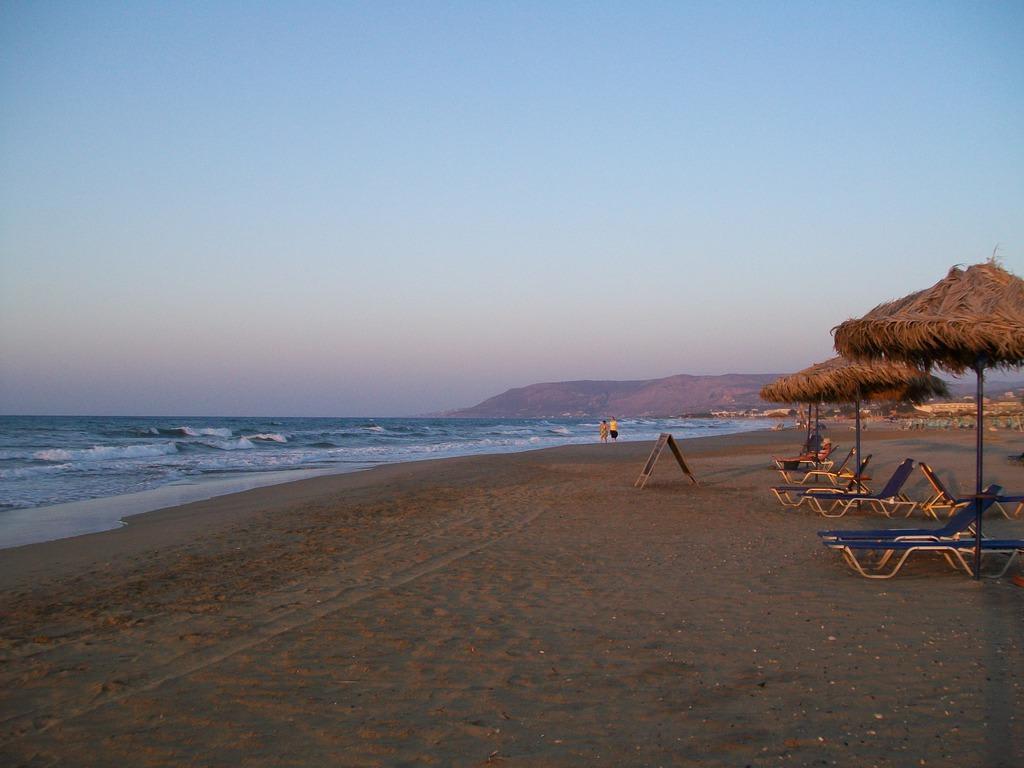 Bild  U0026quot Sonnenuntergang Auf Kreta U0026quot  Zu Georgioupolis Resort