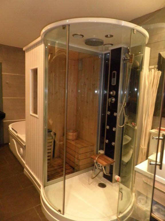 minisauna. Black Bedroom Furniture Sets. Home Design Ideas