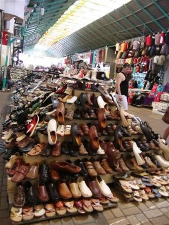 Manavgat großer markt bilder markt bazar shop center markt