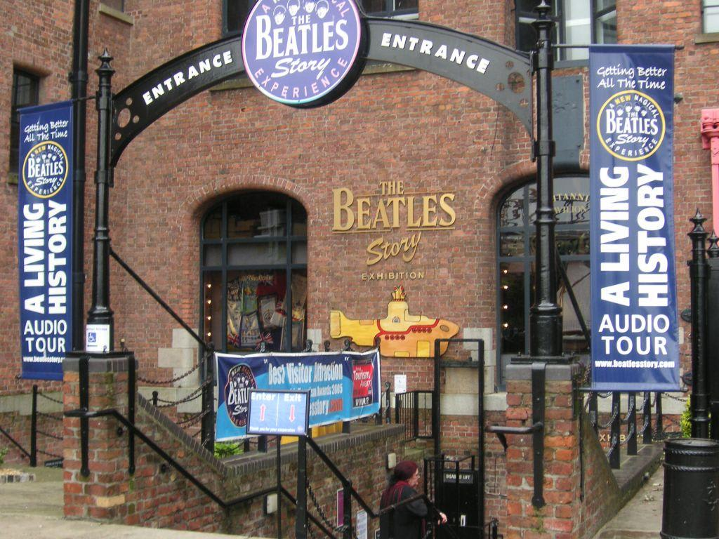 Image result for beatles museum liverpool