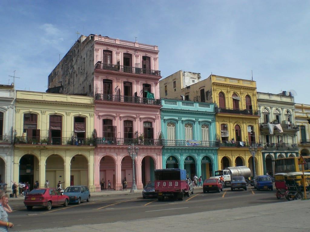 Kontraster i Havanna