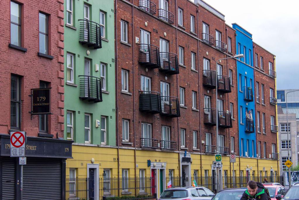 Altstadt Dublin