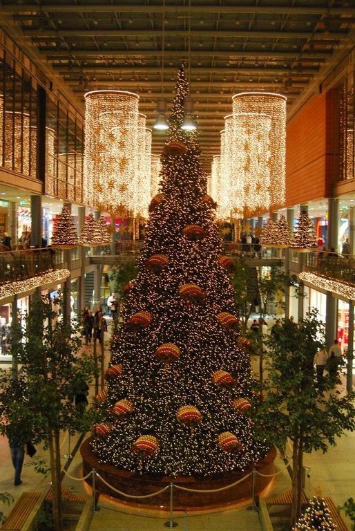 Weihnachtsbaum Berlin.Bild Der Schönste Weihnachtsbaum Für Mich Zu Potsdamer Platz