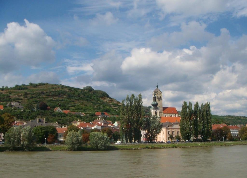 Enkelt Krems Donau