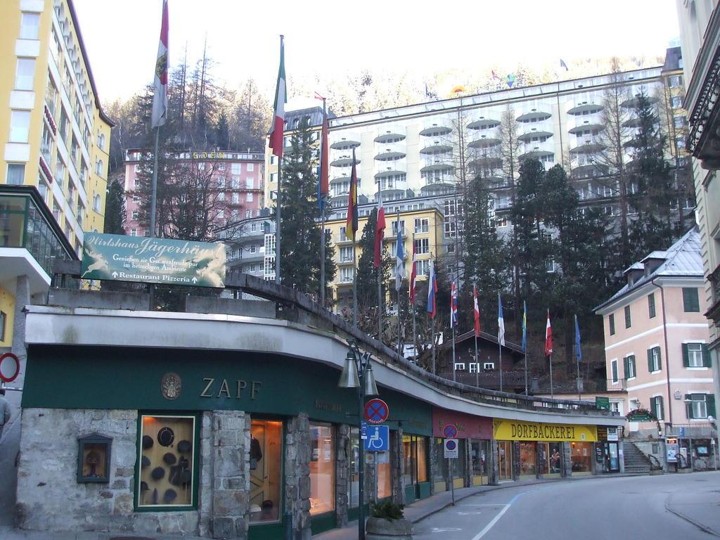 Hotel Elisabethpark Bad Gastein Holidaycheck