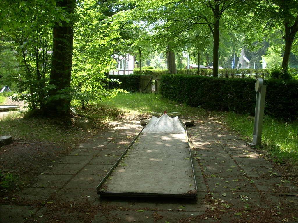 Minigolfanlage in Bad Suderode Bilder Sonstiges Freizeitbild Quedlinburg
