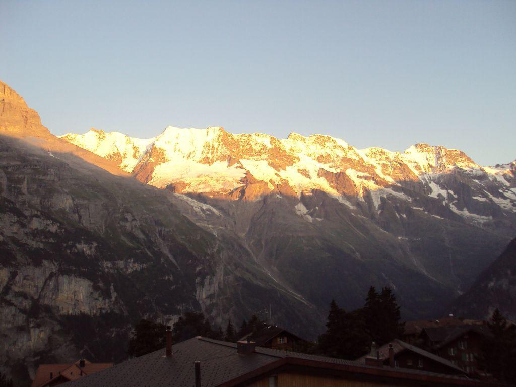 Ausblick Bilder Ausblick Hotel Jungfrau