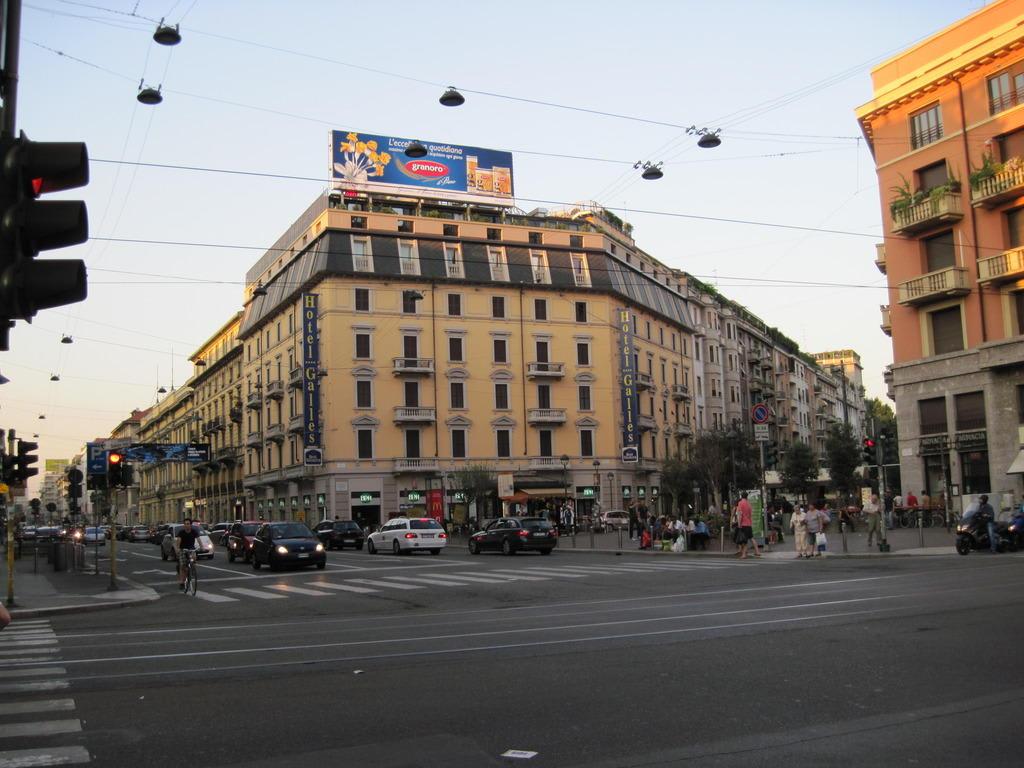 Best Western Hotel Galles Milán, Italia - Ofertas, opiniones y fotos