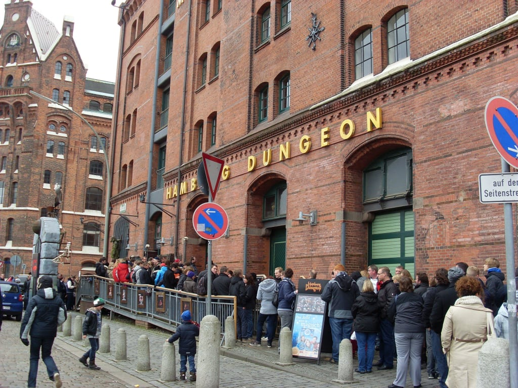 Baugutachter Hamburg bild quot hamburg dungeon in der speicherstadt quot zu hamburg dungeon in hamburg