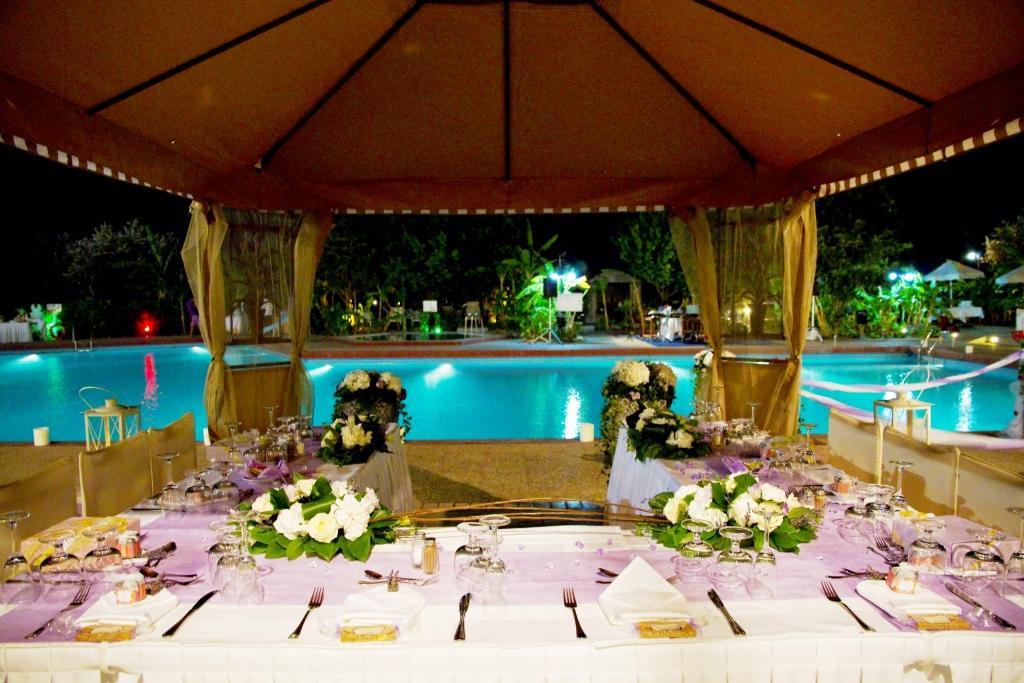 Weddings at Irene Palace