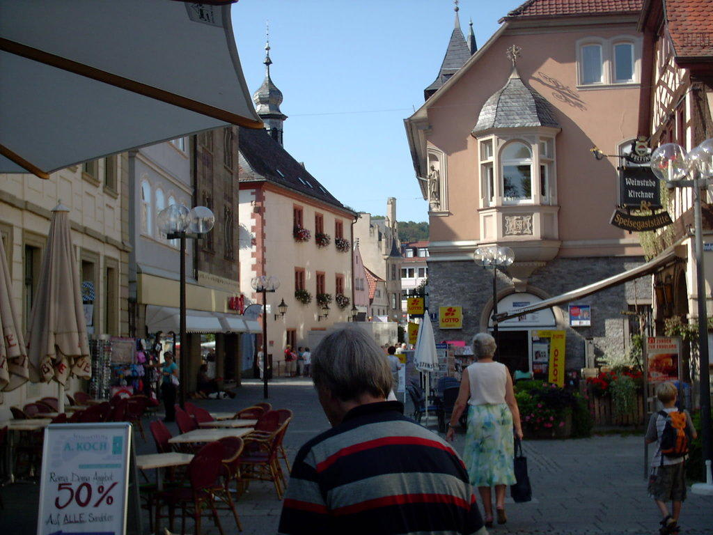 Conoscenti Bad Kissingen