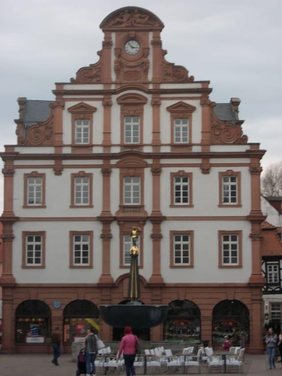 Bild Die Alte Münze Zu Altstadt Speyer In Speyer