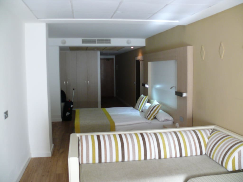 Allsun Hotel Mariant Park Familienzimmer Typ A